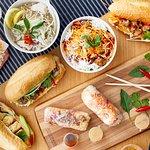 Banh you Vietnamese Street Food