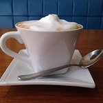 Special Cafe Latte cup