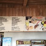 Wonderful Cafe along the Pan American Highway. Full of Toucans and Excellent coffee!