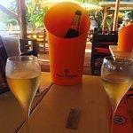 Photo de Moorea Beach Cafe