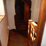 l'escalier qui craque
