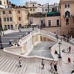 Photo de Piazza di Spagna View