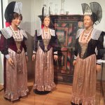 Dresses worn by Swiss ladies