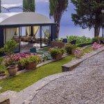 Boutique Hotel Villa Sostaga - gazebo e giardino