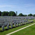 Lijssenthoek Military Cemetery, May 31, 2017.