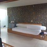 2 bed pool villa - lounge room