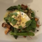 Poached egg & Asparagus (small version)