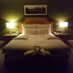 Turndown service at The Chateau