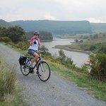 Beautiful cycle route #ElanValley in Wales on #LonlasCymru