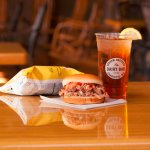 The Graham Brothers Dairy Bar offers delicious lunch and dessert options.