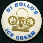 We sell Di Rollo's Ice Cream