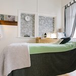 Burn Park has it's own Spa room for treatments