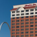 Hampton Inn St. Louis Downtown at the Gateway Arch