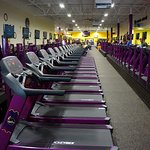 Free Acess to nearby Planet Fitness
