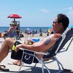 Coligny Beach at Hilton Head SC