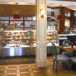 The restaurant Konditorei