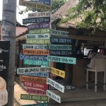 We went to Gili Air and it was a beautiful island with many restaurants and cafe. We went with o