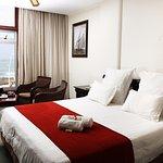 Kennaway Hotel Double Bedroom