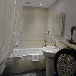 Bathroom Open to Bedroom (Water closet/toilet in small room within Bedroom)