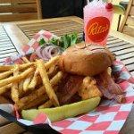 Rita's Seaside Grille, Folly Beach, SC