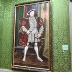 THAT portrait of Henry VIII