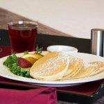 Pancakes - Room Service