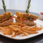 Chicken Sandwich - Marco Polo's Bar, Lounge & Restaurant at Viana Hotel & Spa