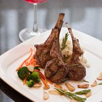 Lamb Rib - Marco Polo's Bar, Lounge & Restaurant at Viana Hotel & Spa