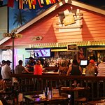 The Official Parrothead Bar!