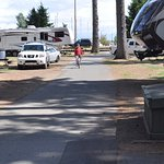 Foto de Pacific Playgrounds International RV Park, Cottages, Marina