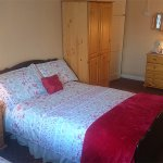 Three bedded family ensuite, accommodates up to four persons
