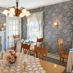 Private Tables for Two in our Dining Rooms