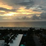 Sunrise on South Beach