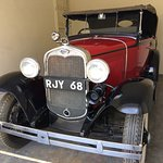 Photo of Vintage Collection of Classic Cars Museum