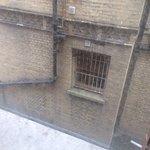 Prison Yard view