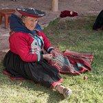 Centro de Textiles tradicionales de Nilda Callañaupa, Chinchero