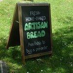 They also bake artisan Bread