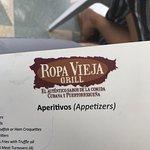 Photo de Ropa Vieja Grill