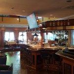 Bar mit Übergang zum Speiseraum