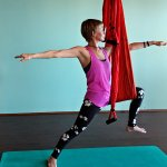 Aerial Yoga at Yoga Elements