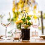 Restaurante El Jardín Meeting Point - a la luz de las velas