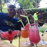 Great food, drinks and amazing staff for my 40th birthday holiday.....thank you