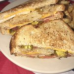 Never a Grouch Grilled Cheese Thursday