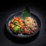 Siam Bar & Restaurant - Beef Teriyaki