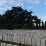 Photo of Lijssenthoek Military Cemetery
