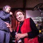 Tullio de Piscopo e Beppe Grillo in un blues improvvisato