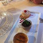 Fantastic dinner featuring the new summer menu!  Tres Bien!  5 stars!