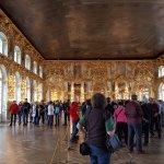 Main ballroom in Catherine Palace