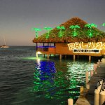 Palapa Bar located in front of Blue Tang Inn