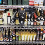Vinegar and oil selection